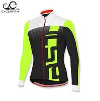 Pro Winter Thermal Fleece Cycling Jersey 2016 Long Sleeve MTB Clothing Ropa Ciclismo Maillot Bicycle Clothes