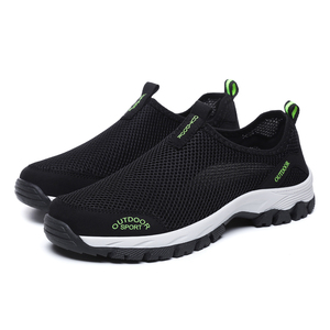 Image 5 - FEVRAL Brand Hot Sale Breathable Driving Shoes Fashion Sneakers Casual Fashion Shoes Mesh Soft Flats Lazy Non Slip Footwear Men