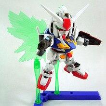 9cm Zero Gundam Anime Figures Hot Robot Toys For Children Kids Gundam Action Figures Gifts Assembling Toys Brinquedo