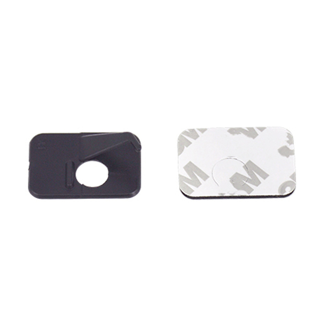 Plastic Adhesive Arrow Rest Left / Right Hand 3 x 2 x 1.3cm Archery Recurve Bow Professional Shooting Hunting  2