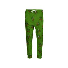 plus size clothing pepe loose pants women men trousers frog