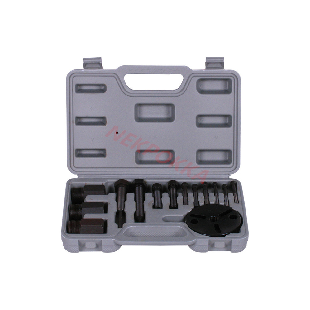 Compressor Clutch Remover Installer Puller,Air Conditioning Tools,Automobile Air Conditioning Maintenance Tools
