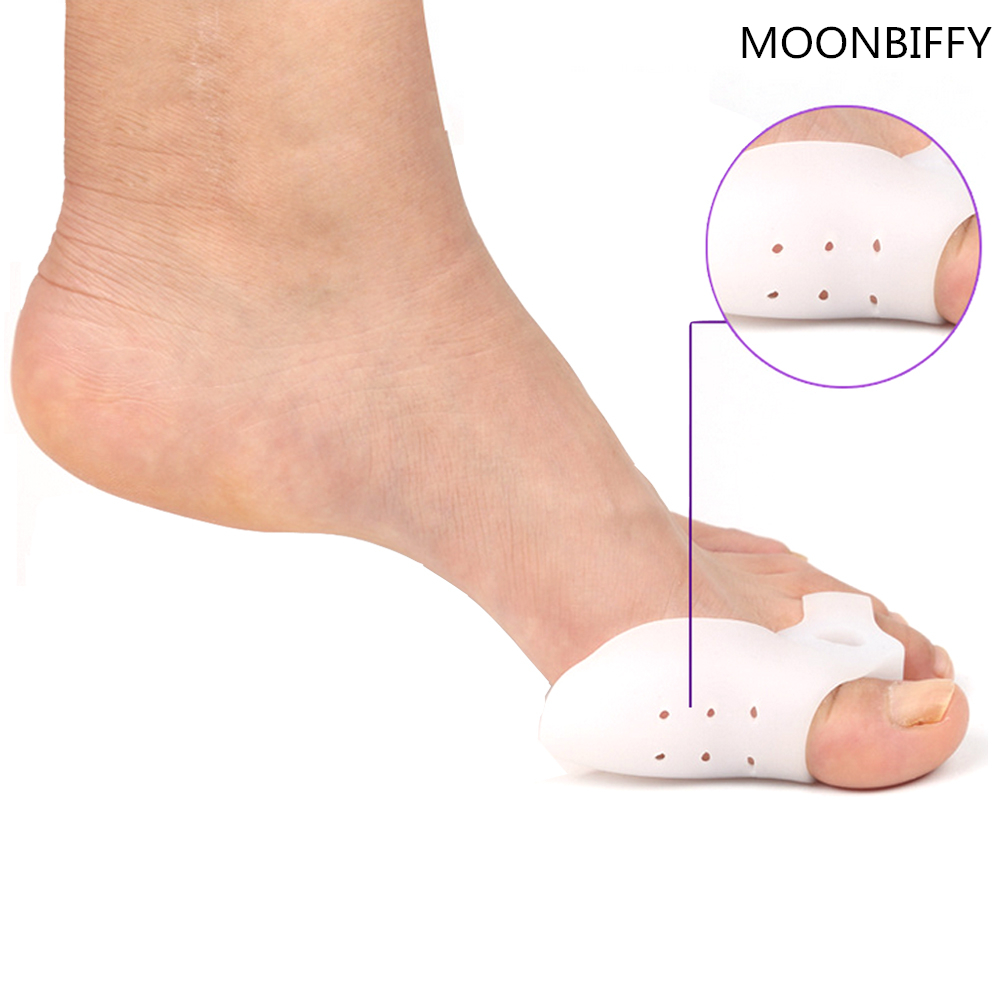 1 Pair Toe Shoe Pads Silicone High Heel Forefoot Cushion Massage Non-Slip Insoles Orthopedic insoles EEIS15