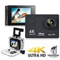 H9 Экшн-камера Ultra HD 4 K/25fps WiFi 2,0 дюймов ЖК-экран 170D go водонепроницаемый профессиональный шлем DV видео запись камера s Спортивная камера