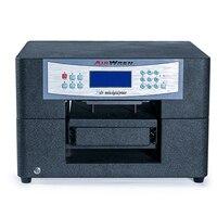 A4 6 цветов экономичным майка печатная машина футболка логотип быстро dtg принтера