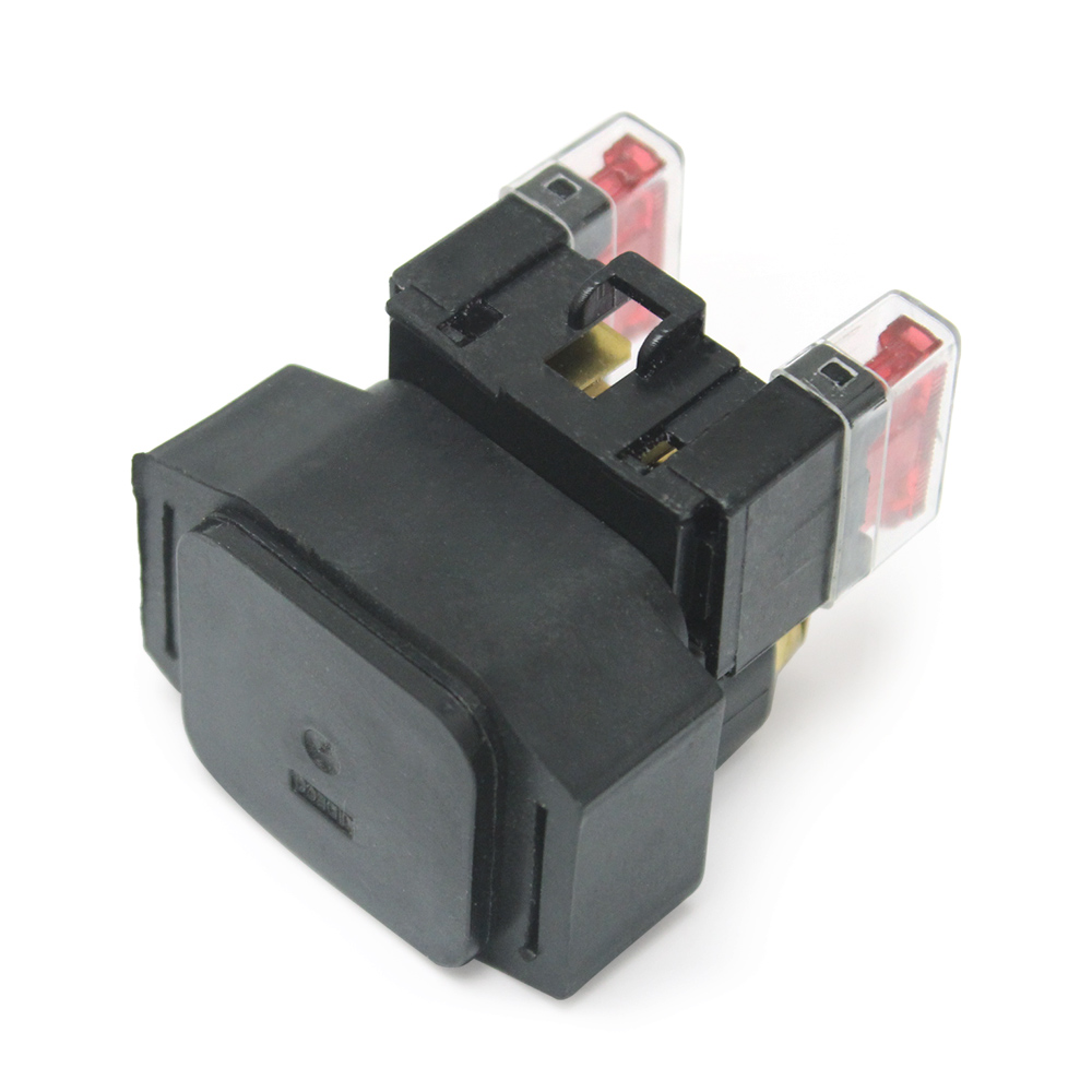 Starter Relay Solenoid For YAMAHA YZF R1 1999 2000 2002-2006 2009 R6 1995-2007