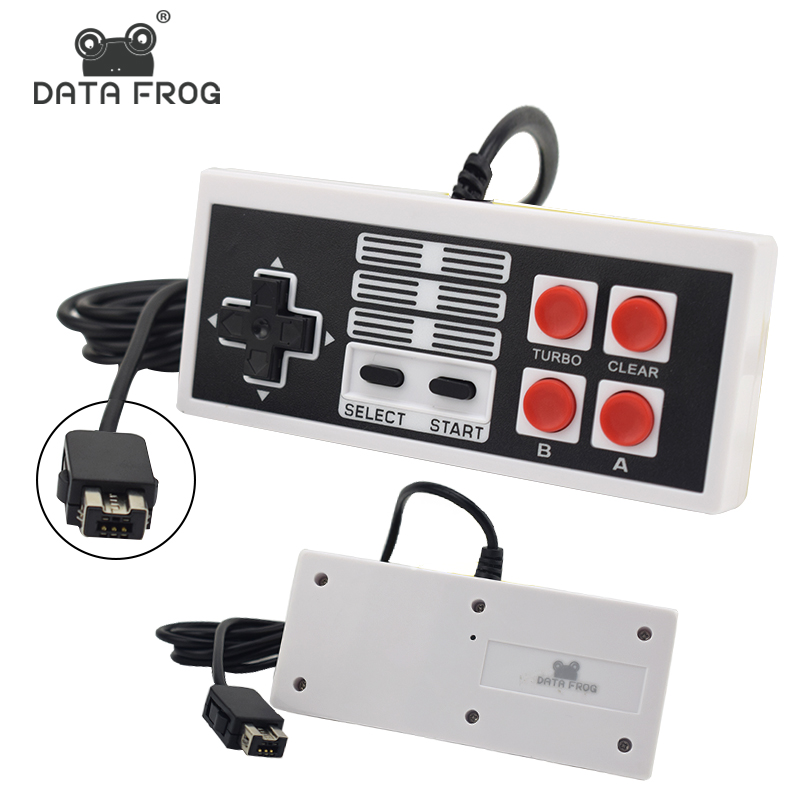 Wired Gamepad For Nintendo For NES Classic Edition Mini Game Controller Gaming Joystick For Wii Remote controller Console