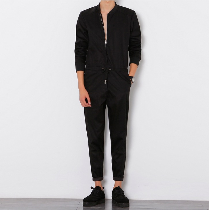 Designer black dress pants