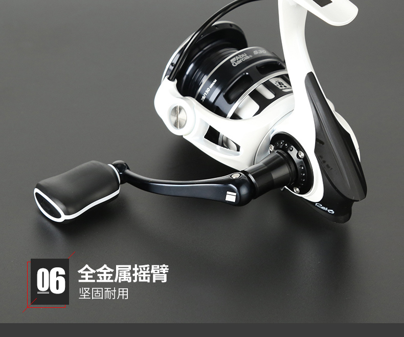 + 1bb 209g Leve IM-C6 Saltwater Lure Fishing Reel