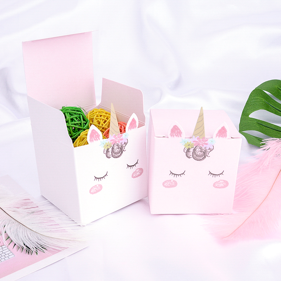 Unicorn Paper Box (10)