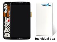 10 개 새로운 모토로라 구글 넥서스 6 XT1100 XT1103 새로운 LCD 디스플레이 패널 화면 + 디지