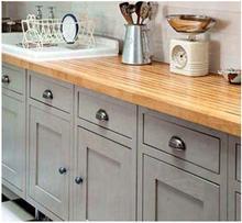 Klassische Shaker Küche Kabinett Amerikanischen Stil