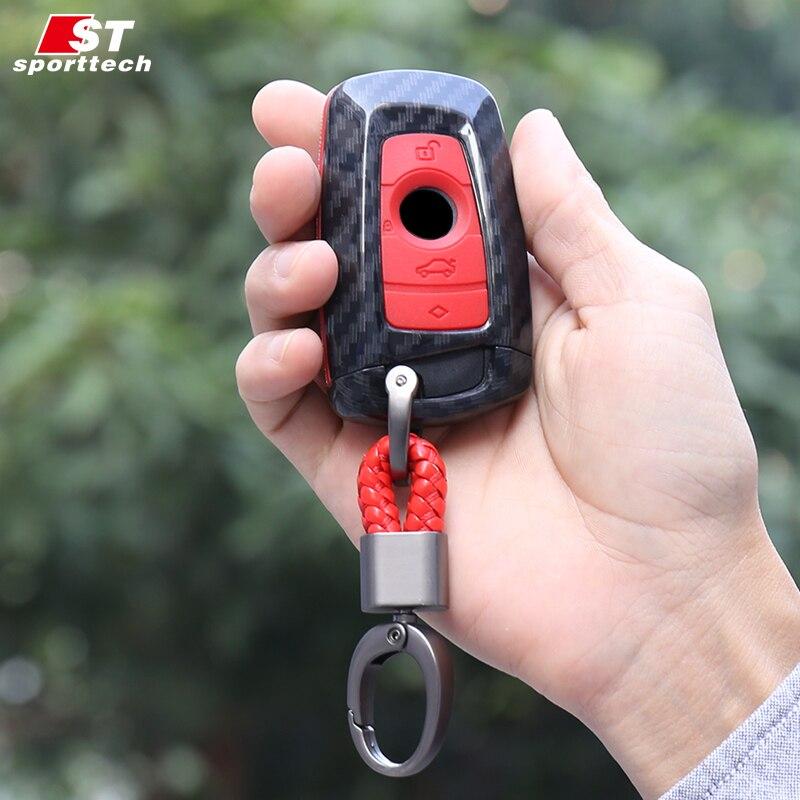 Auto Schlüssel Kette Für BMW E46/39/90 E60 E36 F30/10 E34/53/30 f20 E92 E87 M3/4/5X4/5/6 Auto Schlüssel Fall halter Abdeckung Ring accessories1