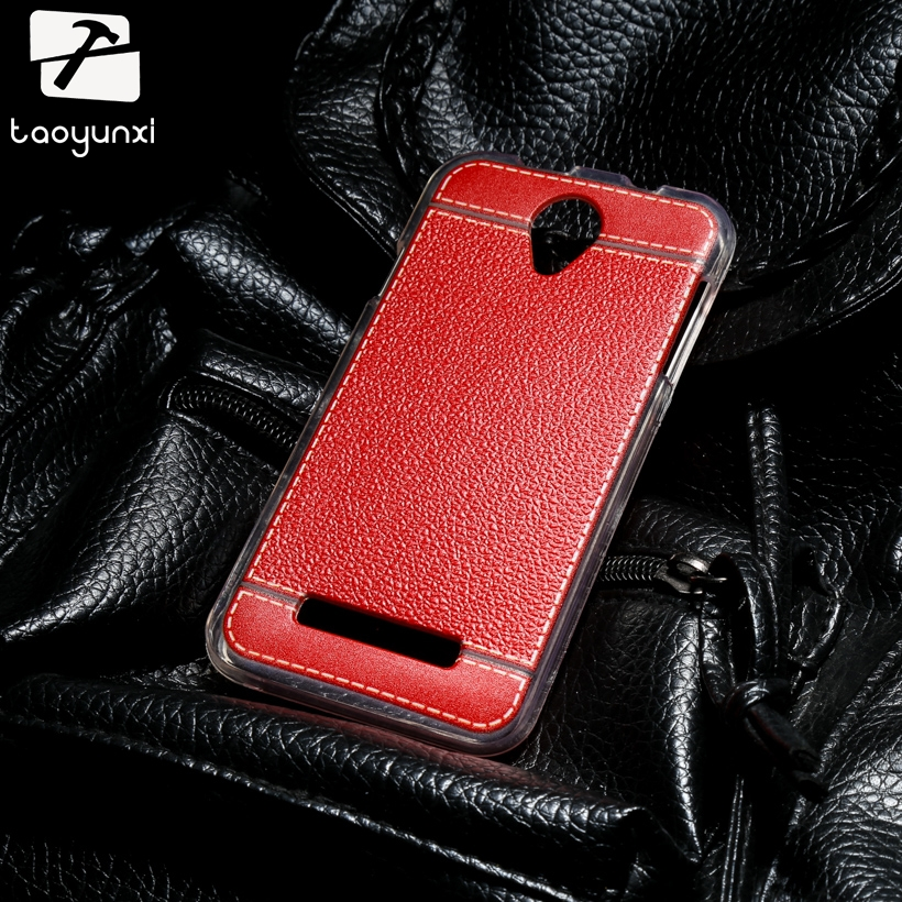 TAOYUNXI Soft Silicon TPU Mobile Phone Cases Covers For Fly IQ4415 quad Era Style 3 IQ 4415 4.5 inch Back Case Bag Housing Hood