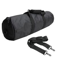 Black 100cm 80cm 75cm 70cm 65cm 60cm 55cm Padded Strap Camera Tripod Carry Bag Travel Case