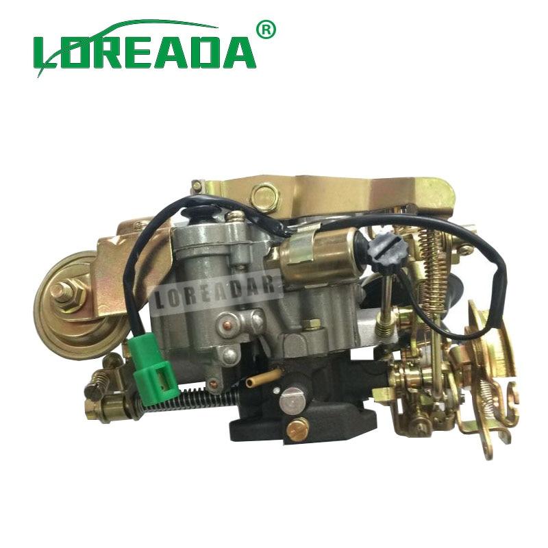 LOREADA Carb Carburetor Assy MD-196458 5XF B Για MITSUBISHI 4G63 - Ανταλλακτικά αυτοκινήτων
