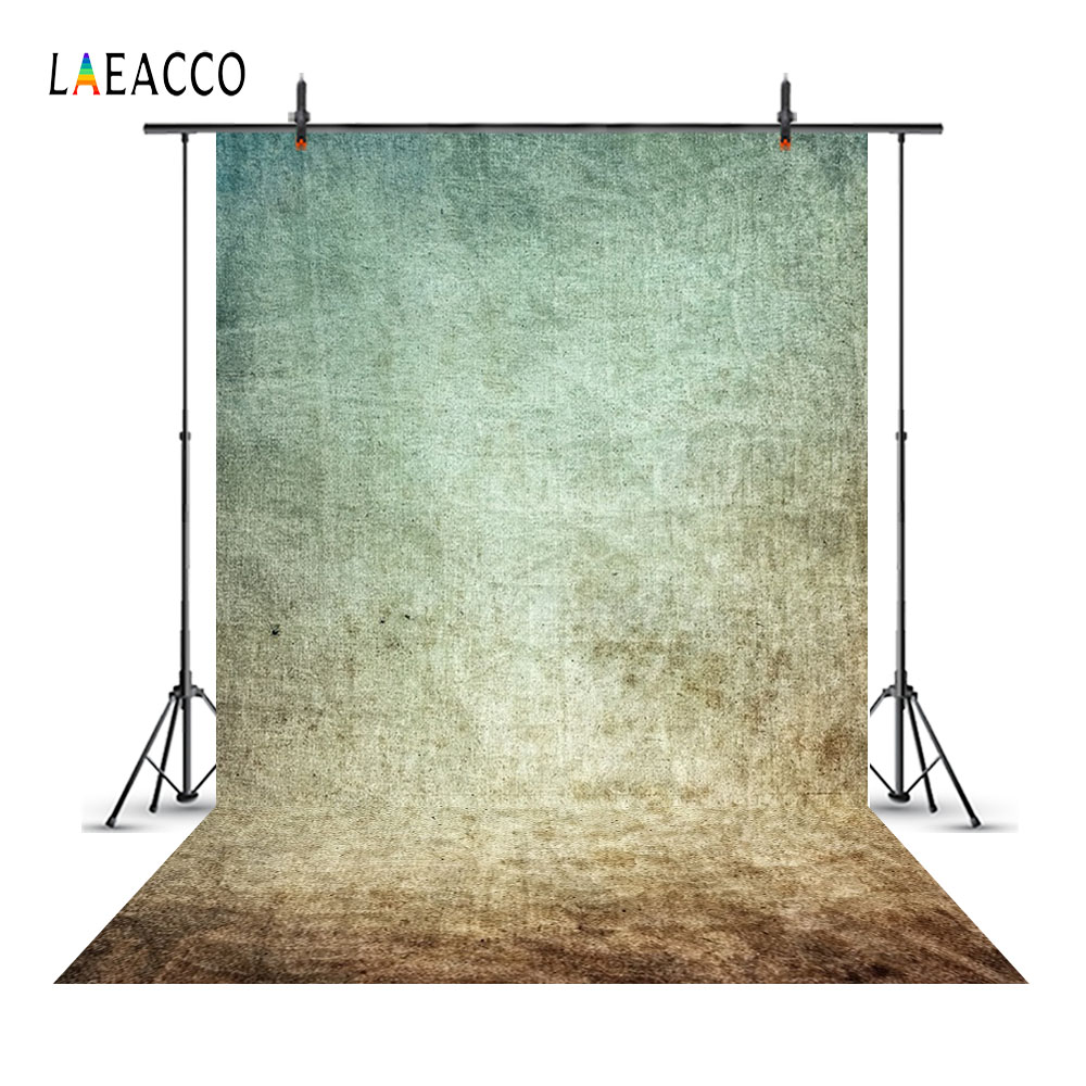 Laeacco Grunge Gradient Solid Portrait Baby Newborn Photography Backgrounds Custom Photographic Backdrops For Home Photo Studio in Background from Consumer Electronics