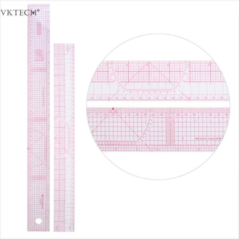 13Pcs/set Styling Ruler Yardstick Sewing Tool French Curve Sewing Cutting  Ruler DIY Sewing Tools for Cutting Knife Ruler Tool
