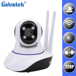 Wifi obserwacja Ip bezprzewodowa kamera HD 720P Mini bezpieczeństwa kamera ptz bezprzewodowy dostęp do internetu P2P CCTV strona główna Camara niania elektroniczna baby monitor Onvif Ip wifi #43