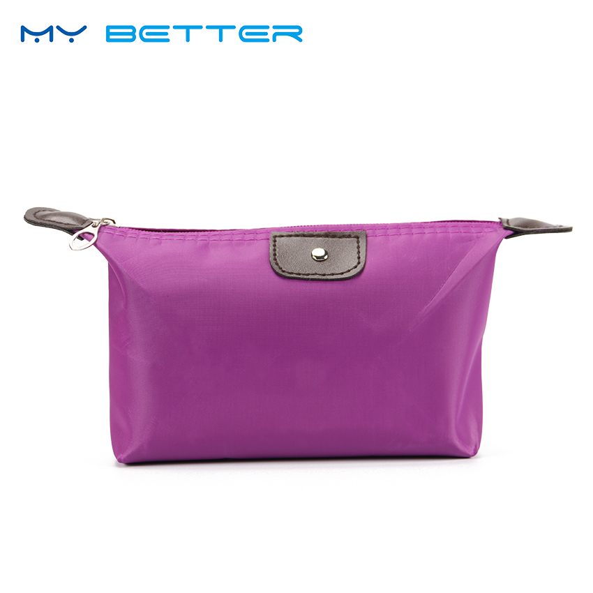 Handbag Organizer-Box Makeup-Bag Travel Multifunction Women Nylon Ladies