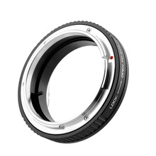 Viltrox lens mount adapter with lens FD-E Speed booster for Sony E mount camera