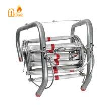 Заводская распродажа 20 м Высокое качество Горячая Распродажа складные алюминиевые лестницы для пожарной побега