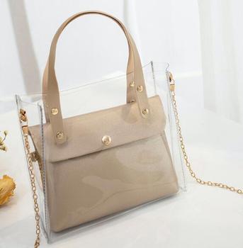 Transparent Shoulder Bag 1