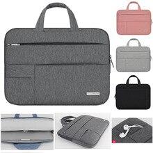 Protable Handbag Bag For Acer Dell HP Asus Lenovo Laptop 11 13 14 15.6,Sleeve Bag Case For Notebook Macbook Pro Air 11.6 13.3 protable handbag bag for acer dell hp asus lenovo laptop 11 13 14 15 6 sleeve bag case for notebook macbook pro air 11 6 13 3