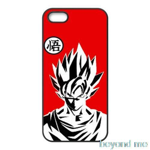 Dragon Ball Z Goku Cover Case for iPhone 4 4s 5 5s 5c 6 Plus and case for Samsung Galaxy s2 s3 s4 s5 mini Note 2 3 4 case