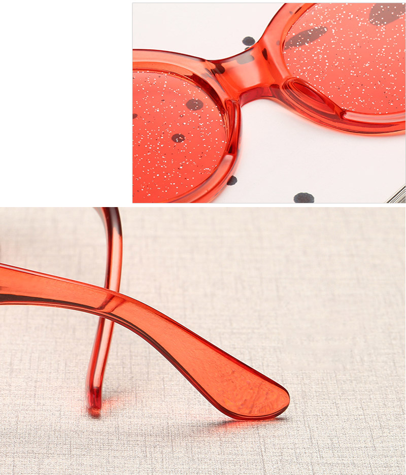 Oval Shape Sunglasses (35)