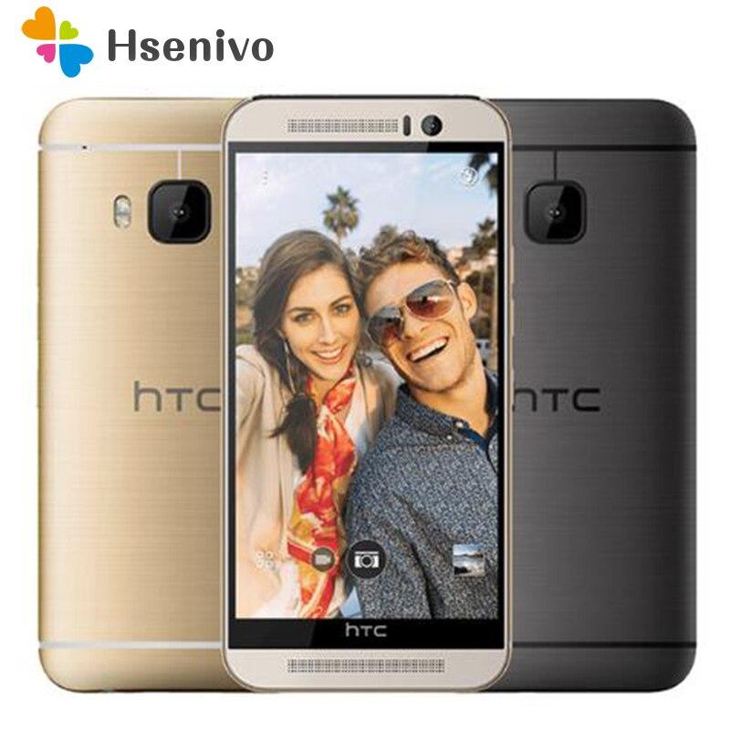 Desbloqueado HTC ONE M9 M9 telemóvel Quad-core 5.0