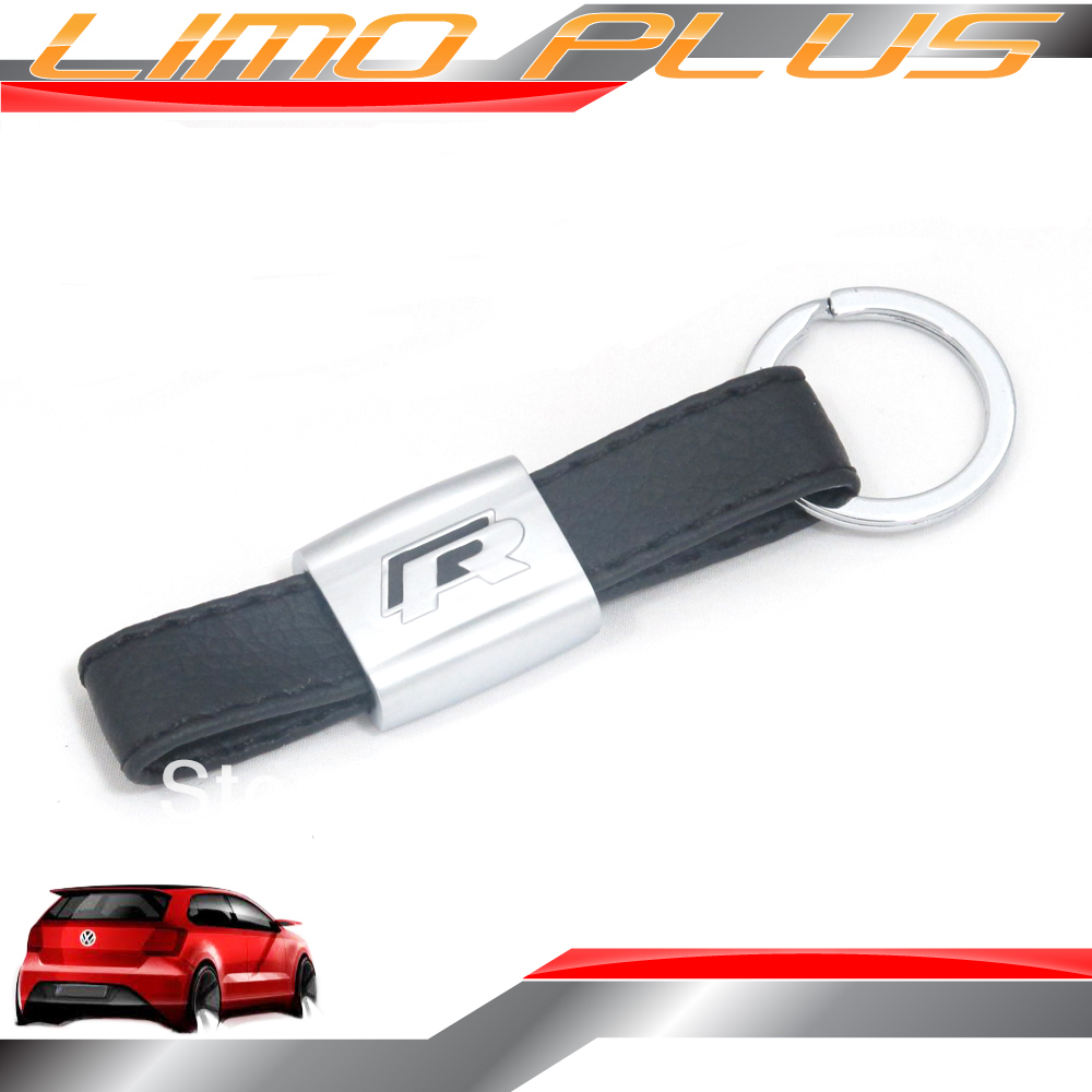 Key Ring KeyChain R-line for VW Golf 6 7 MK5 Polo GTI Touareg Tiguan  Scirocco Jetta Passat vw29 241f67d1bc59