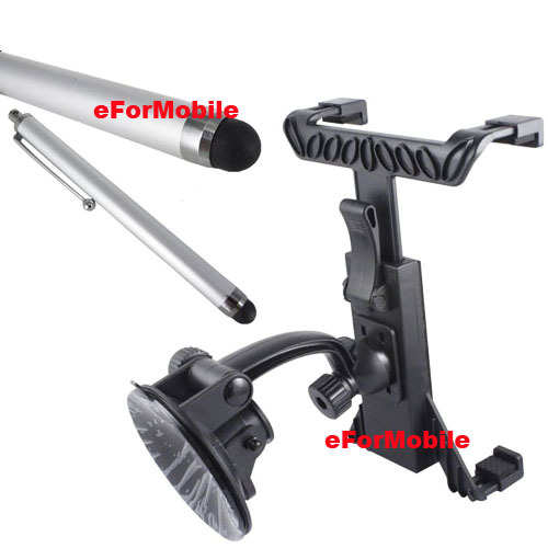 Rotary Universal Mobile Phone Holder Car Holder Tablet PC Stands Holder For Huawei MediaPad M3 8.4