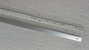 Image 3 - New 3030 6V 1W LED Perfect Replacement NLAW20103L NLAW20103R 111116A 0354 11063C 0315 64LEDS 475MM For LG 42F1 Led Strip