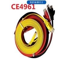 CE4961 Ethernet кабель RJ45 cat6 Lan Сетевой кабель Интернет utp для Chromebook для MacBook, Surface ноутбука, настольного компьютера док-станции