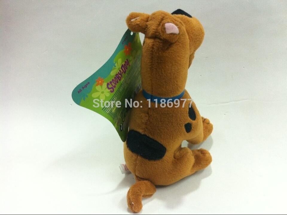 99607de072b 18cm Cartoon TY Beanie Boos SCOOBY DOO Stuffed Plush Toy Animal 1pc Free  Shipping-in Stuffed   Plush Animals from Toys   Hobbies on Aliexpress.com