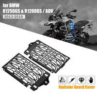For BMW R1200GS LC Motorcycle Radiator Guard Protector Grille Grill Cover 2013 2017 R 1200GS Adventure LC R 1200 GS R1200 GSA LC