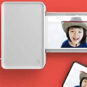 Image 4 - La Sublimation thermique originale dimprimante de Photo de Xiaomi restaure finement limprimante portative à distance sans fil Multiple automatique de couleur vraie