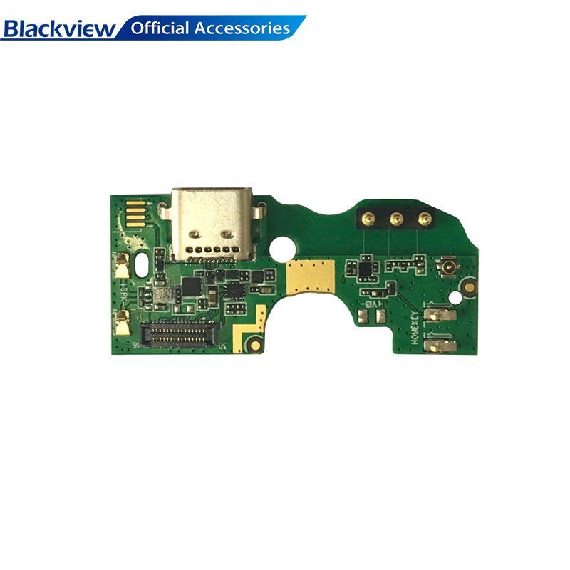 Blackview Pcb-Board Type-C Jack Charge Port Smart-Phone-Accessories Repair-Parts BV9000PRO
