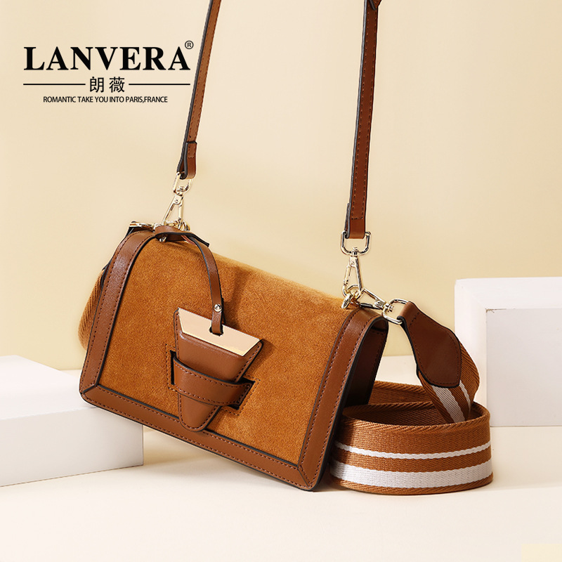 Korean head layer cowhide 2018 new fashion handbags frosted single shoulder bag huifengazurrcs new 2018 head layer