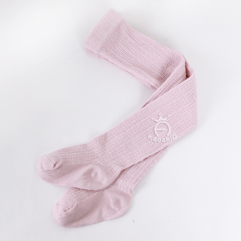 Toddler baby boys girls knee high lace long sock kids infant leg warmers socksOJ