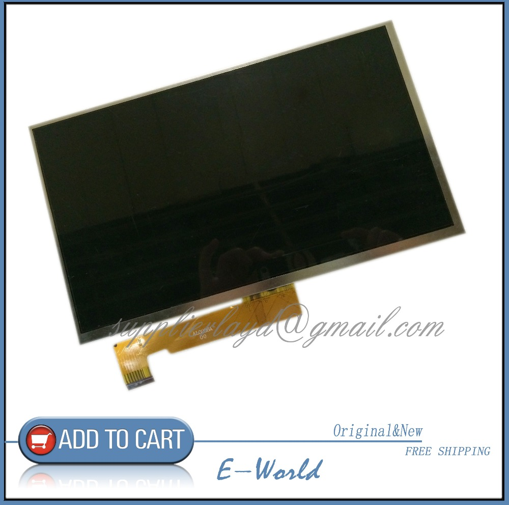 Original 10.1inch KR101LH4T 1030301089 REV:A LCD screen for 1024x600 For Cortex A7 Woxter qx 105 Tablet PC free shippingOriginal 10.1inch KR101LH4T 1030301089 REV:A LCD screen for 1024x600 For Cortex A7 Woxter qx 105 Tablet PC free shipping