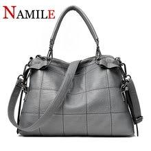 Women Genuine Leather Handbags High Quality Bags Women Shoulder Bag Ladies Cacual Totes Crossbody Bags for Women 2019