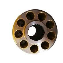 LPVD100 Pump Parts for repair LIBERHER hydraulic piston pump cylinder block piston valve plate good quality