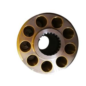 Image 1 - LPVD100 pompe pièces pour réparation LIBERHER pompe à piston hydraulique bloc cylindre piston plaque de soupape de bonne qualité