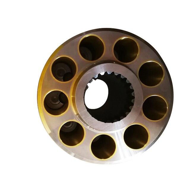 LPVD100 pompe pièces pour réparation LIBERHER pompe à piston hydraulique bloc cylindre piston plaque de soupape de bonne qualité