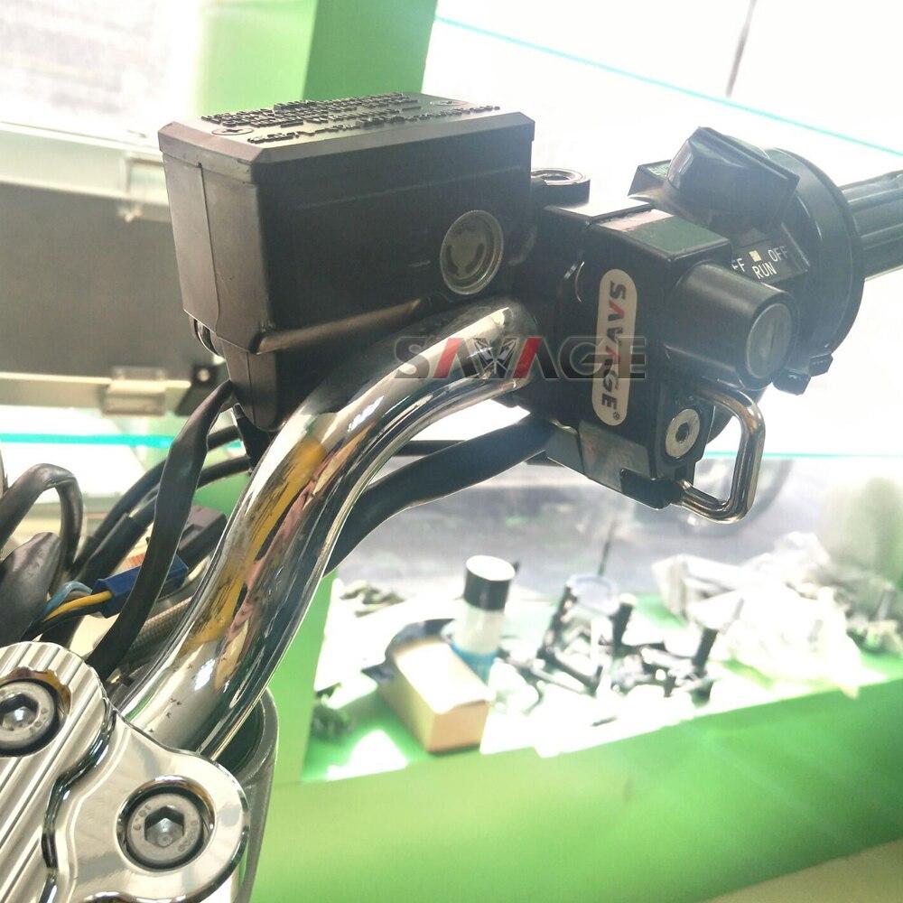 Casco de bloqueo para Yamaha FZ1 FZ6 Fazer fjr1300 sr400 sr500 ...
