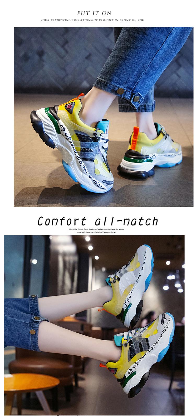 Colorful Graffiti Sneakers 4