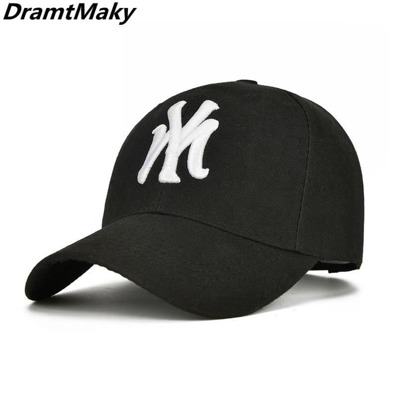 Fashion Brand York NY Embroidery Letter   Baseball     Cap   Hip Hop   Caps   Adjustable Hats For Men Women Dad   Caps   Snapback Gorras New