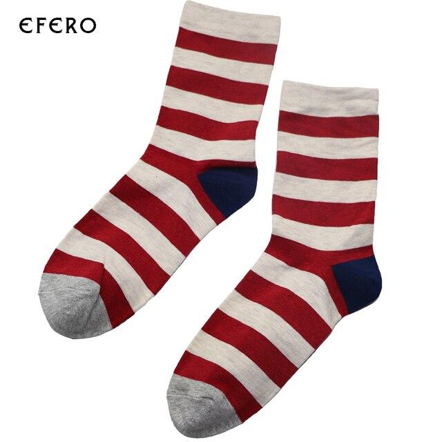 a19452d09b6 1pair male sock mens long socks men polyester spring summer warm sock men  christmas socks hip